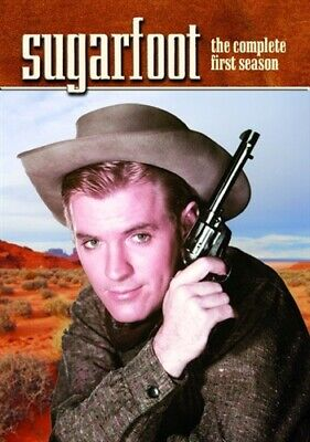 SUGARFOOT THE COMPLETE FIRST SEASON 1 New Sealed 5 DVD Set