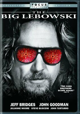 THE BIG LEBOWSKI New Sealed DVD Collector's Edition