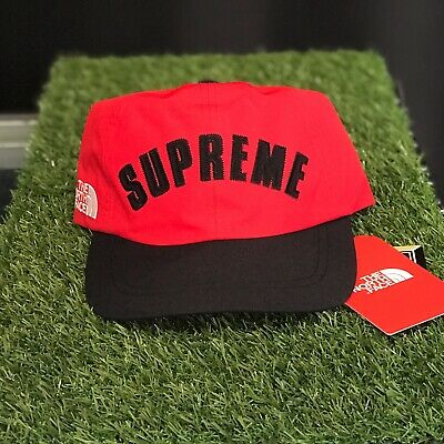 1776b3f2 Supreme SS19 The North Face Arc Logo 6-Panel Cap hat tee box camp  FREESHIPPING