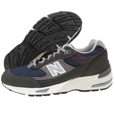 Scarpe New Balance  M 991 Made in UK Codice M991GNN - 9M