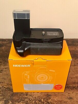NEEWER Vertical Battery Grip for Canon 1100D Cameras
