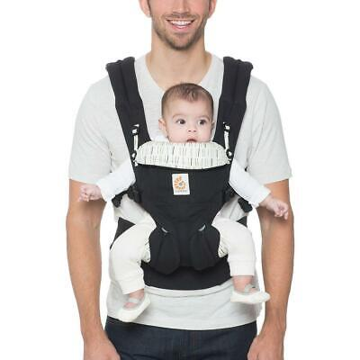 Ergobaby Omni 360 All-in-One Ergonomic Baby Carrier - Downtown