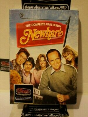 Newhart: The Complete First Season (New Dvd) Free Shipping!!