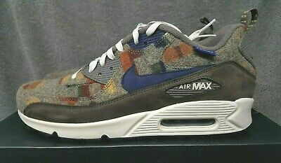 NIKE AIR MAX 90 PENDLETON ID MULTI COLOR Mens SZ 12 RARE (838675 991)
