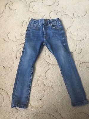 Boys Blue Jeans  5 yrs from River Island