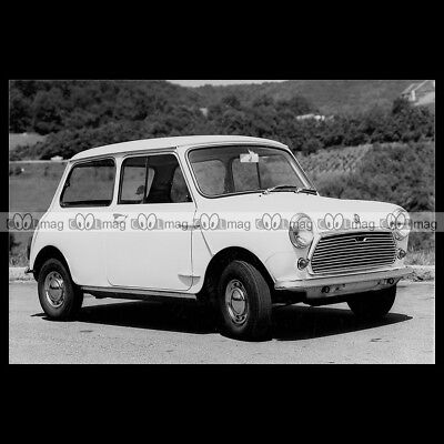 #pha.018055 Photo AUSTIN MORRIS MINI 1000 CLASSIC Car Auto