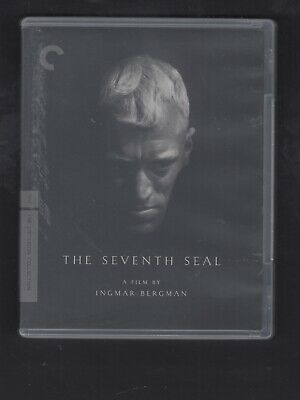 The Seventh Seal (Blu-ray Disc,  Criterion Collection)