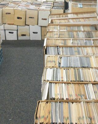 Mixed LOT OF 50 ALL Marvel DC + 50 Comic Book Lot all comics 1982 to 2018 High G