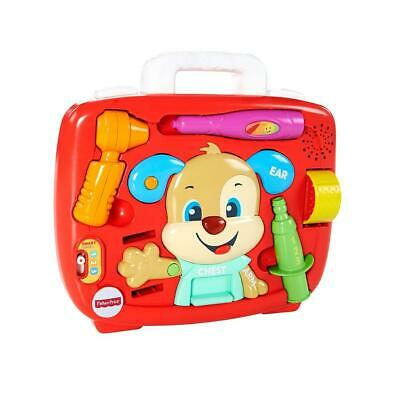 Fisher-Price Laugh & Learn Puppy's Check-up Kit - English Edition