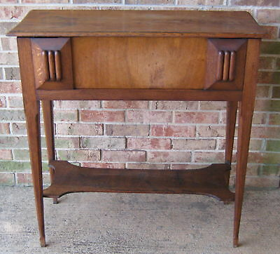 Arts & Crafts MISSION OAK Library Stand Table STICKLEY? EXCELLENT Condition!!
