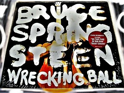 BRUCE SPRINGSTEEN - WRECKING BALL / Digisleeve OVP <|> CD Shop 111austria