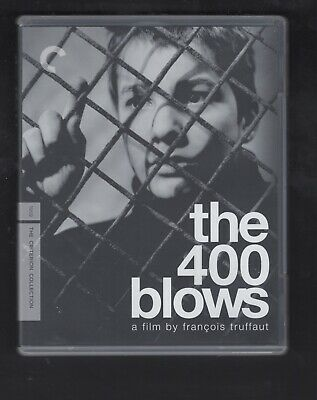 The 400 Blows  (Dual Format Blu-ray/DVD,  Criterion Collection) OOP SCARCE