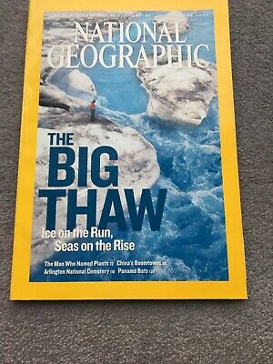 National Geographic Magazine - June 2007