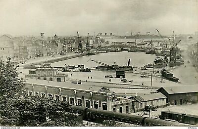 50* CHERBOURG    gare   (cpsm petit format)  MA86-1081