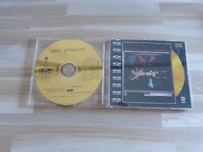DIRE STRAITS - Money for nothing - CD video 4 TITRES !!!