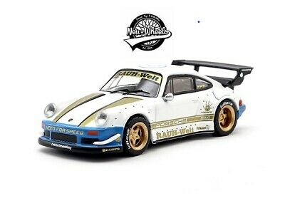 Tarmac Works 1/64 Rwb Porsche 930 Need For Speed Rauh-Welt White In Stock
