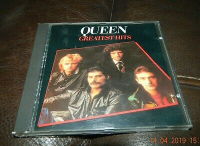 Cd - Queen Greatest Hits  - Superb Album - Bohemiam Rhapsody - Killer Queen - Bi