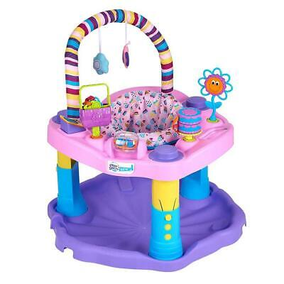 Exersaucer Mega Sweet Tea Party