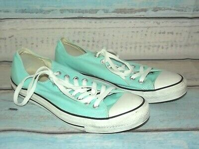 1bea2b91987d76 NEW CONVERSE ARUBA Blue 130118F Chuck Taylor All Star Sneakers Gym ...