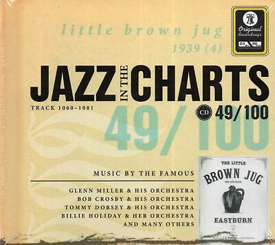 Jazz In The Charts 49 (1939) Tommy Dorsey/Glenn Miller/Billie Holiday/Artie Shaw