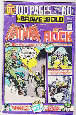 Brave And Bold #117 100 Page Giant And Iron Man Annual #2