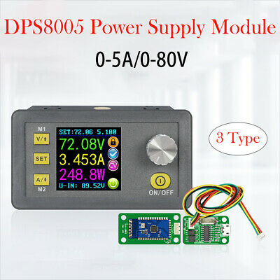 DPS8005 Constant Voltage Current Programmable Power Supply converter 80V/5A