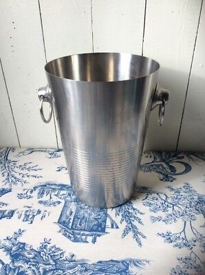 French Vintage Style Tall Letang Rémy Champagne Ice Bucket Wine Cooler (501)