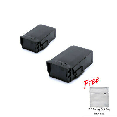DJI Mavic Air Intelligent Flight Battery Black 2375mAh AU Stock (2 pcs)