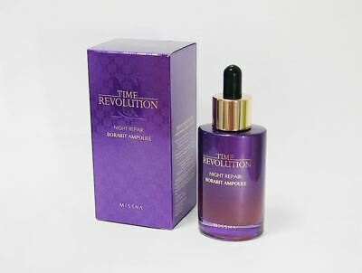 [MISSHA] Time Revolution Night Repair Borabit Ampoule / Korean Cosmetics