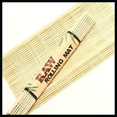 Raw Bamboo Rolling Mat Buy 2 Get 1 Free Rolled Tobacco Cigarette Papers Roll Up