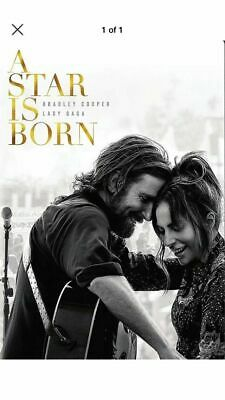 A Star Is Born 2018  (DVD)