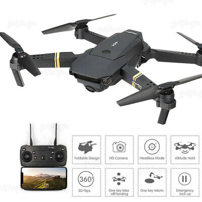 Drone x pro 2.4G Selfi WIFI FPV W/ 2MP 720P HD Camera Foldable RC Quadcopter RTF