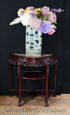 Antique Chinese Console Table - Hardwood Hall Tables