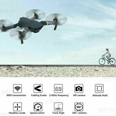 Drone x pro 2.4G Selfi WIFI FPV W/ 720P HD Camera Foldable RC Quadcopter Toy RTF