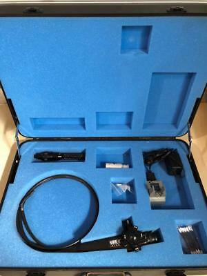 Hawkeye Blue Flexible Borescope HBF-080-1800-45   Over $9000 New  Inspection