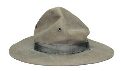 Original US 1930s - WWII Campaign Hat