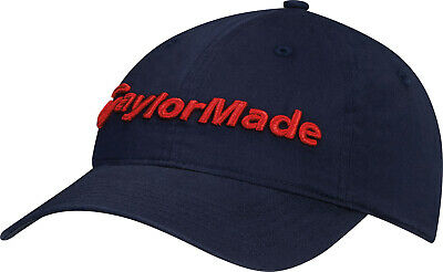 86a4559e60f TAYLORMADE GOLF TRADITION Navy Heather 1979 Golf Hat Cap Adjustable ...