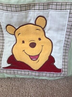 Winnie The Pooh Cot Bed Bumper Protector Disney Characters