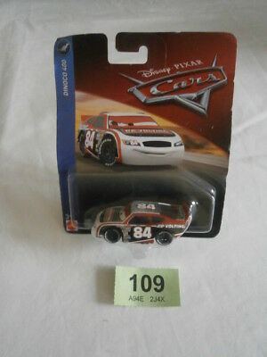DISNEY PIXAR CARS 3 #84 T.G.CASTLENUT..A.K.A RE-VOLTING NEW IN PACKAGE Toys & Hobbies