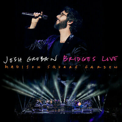 Josh Groban - Bridges Live: Madison Square Garden [New CD] With DVD