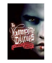 The Vampire Diaries: The Awakening and The Struggle, L. J. Smith,006114097X, Boo