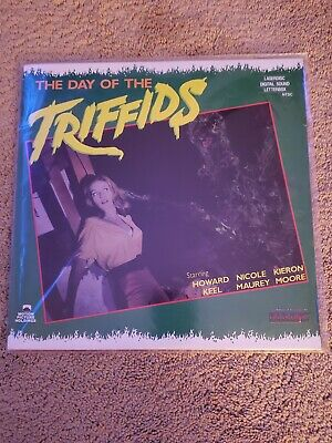 The  The day of the triffids   laserdisc