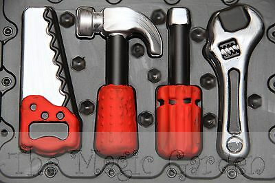 Tools set plaster craft latex moulds molds