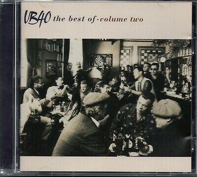 UB40 - The Best Of Volume 2 - CD Album *Hits**Collection**Singles*