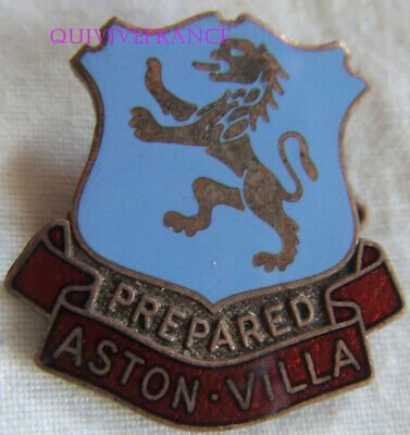 BG9465 -  ASTON VILLA PREPARED F.C. Football Club Badge