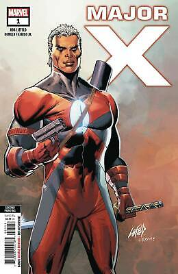 Major X #1 (Of 6) 2Nd Print Variant (01/05/2019)