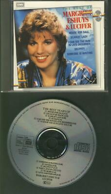 MARGRIET ESHUYS & LUCIFER  Best Of 1983 CD West Germany Holland house for sale