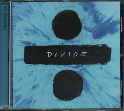 ED SHEERAN - Divide - CD Album *Galway Girl, Shape Of You, Perfect*