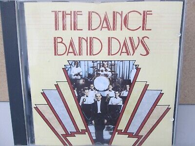 THE DANCE BAND DAYS Best of 6-CD (RARE Readers Digest) 40s Ted Lewis/Roy Fox etc