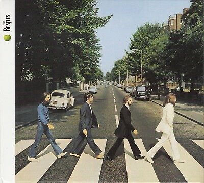 The Beatles CD Abbey Road 2009 REMASTERED Edition Digi-pack + Documentary SEALED